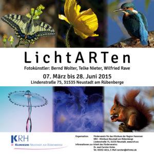Ausstellung Klinikum Neustadt
